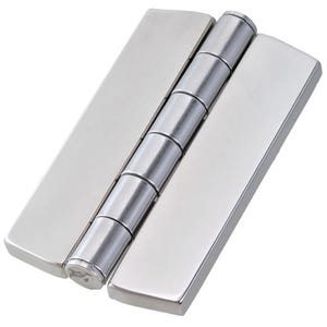 Stainless Steel Covered Friction Hinge