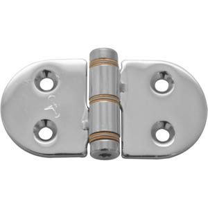 """Light Force Stainless Steel Friction Hinge - 3"""" x 1.5"""""""