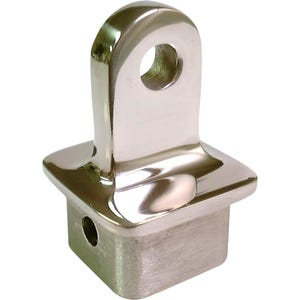 Stainless Steel Square Eye End