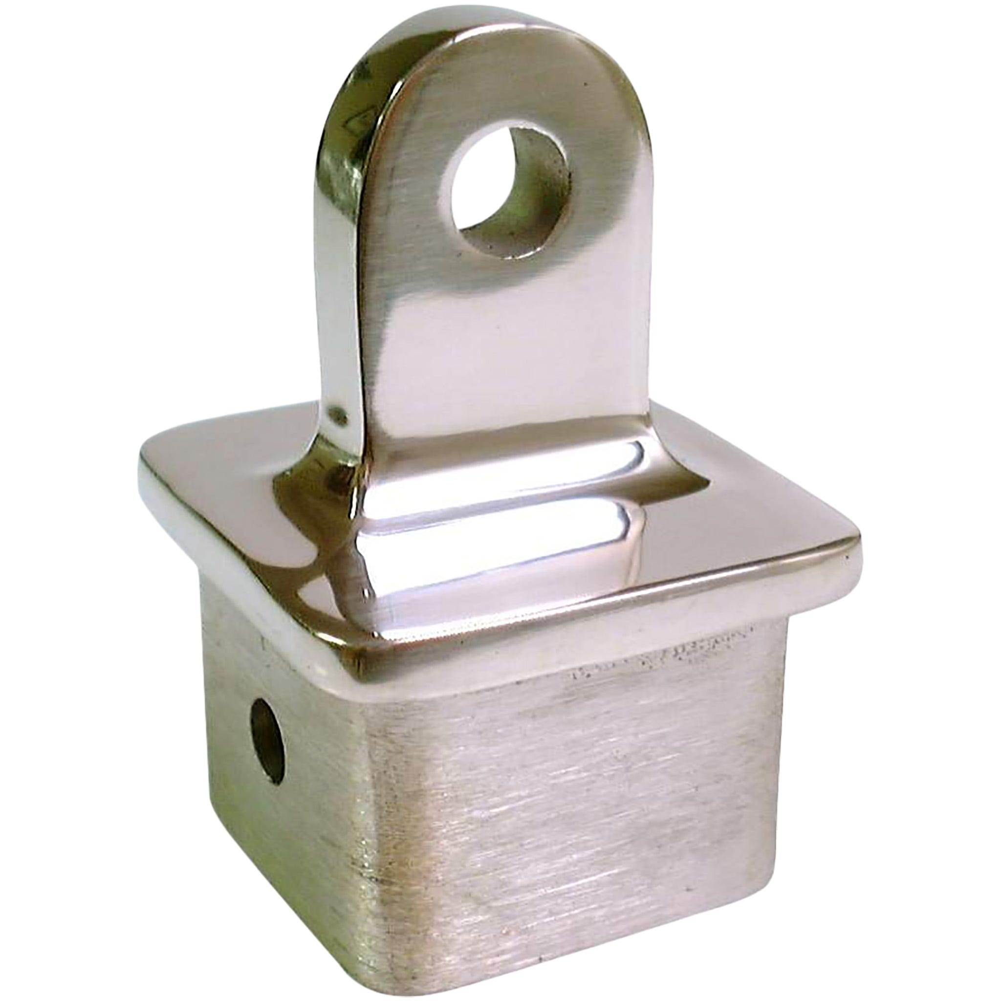"""1/"""" Stainless Steel Outside Eye End"""