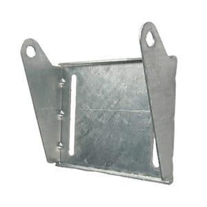 "8"" Galvanized Panel Bracket"