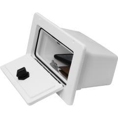 Glove Box with Bin