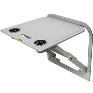 Pontoon Lounge Backrest Folding Table