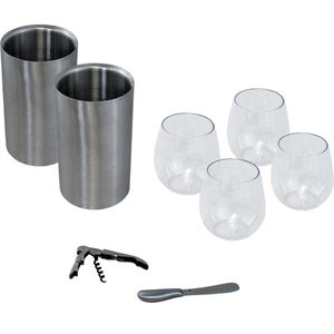 JC Pontoon Wine Caddy Kit