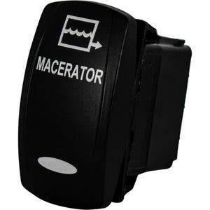 Contura Style Macerator Switch