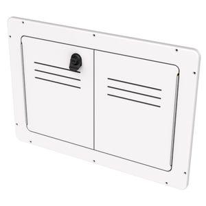Double Access Doors - Sea Pro 172