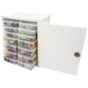 14 Tray Tackle Storage Unit