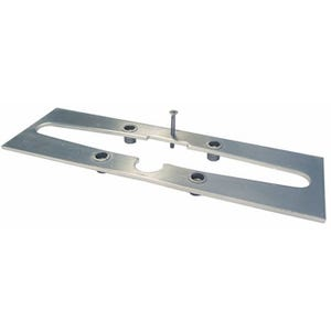 "10"" Top Mounting Plate for Pop-Up Cleat"