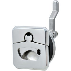 "Locking Square Grand Compression Latch 2.56"" Diameter"