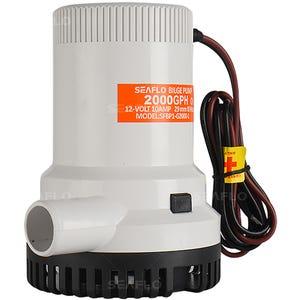 2000 GPH Bilge Pump 12v