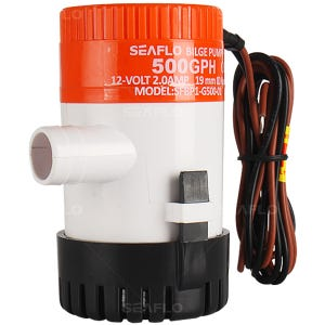 500 GPH Bilge Pump 12v