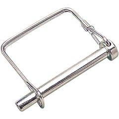 Galvanized Coupler Locking Pin
