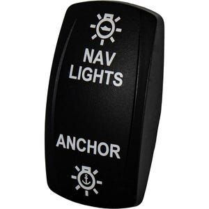 Contura Style Nav & Anchor Lights Switch Actuator