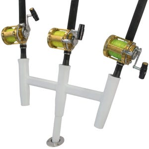 3 Rod Kite Fishing Rod Holder