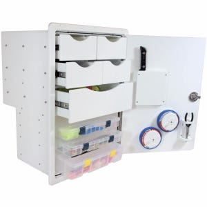 3 Tray 5 Drawer Tackle Center