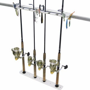 4 Rod Pontoon Rod Holder