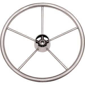 5 Spoke Destroyer Steering Wheels - 15 1/2""