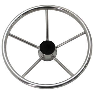 5 Spoke Destroyer Steering Wheels - 13 1/2""