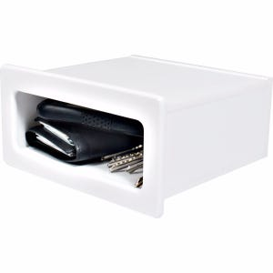 Acrylic Catch-All Storage Box