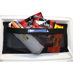 Adhesive Backed Cooler Storage Bag