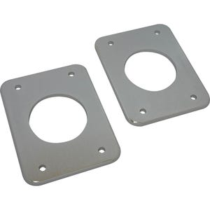 Backing Plate for Grand Slam Outriggers
