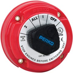 Battery Selector Switch