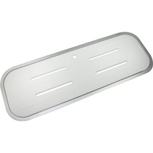 "Boat Ski Locker Lid for 12"" x 36"" Cutout"