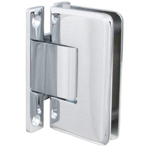 Chrome Glass Door Hinge