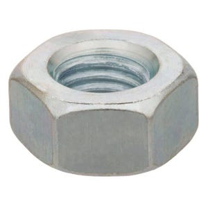 Chrome Plated Stainless Hex Finish Nut