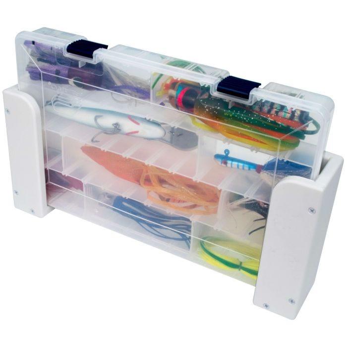 Plano Deep Dry Storage Box with Tray