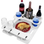 Avalon-Tahoe Serving Tray for Folding Table