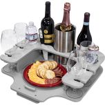 Manitou Small Serving Tray for Folding Table