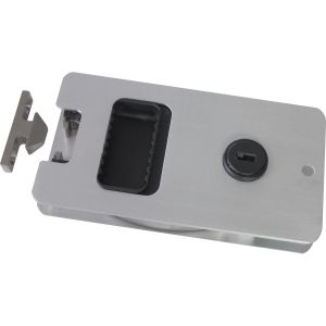 "Aluminum Cabin Door Latch 5.25"" x 2.875"" Modified Style B"