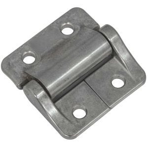 "Aluminum Friction Hinge 2"" x 2.5"" (8 lbs. of torque)"