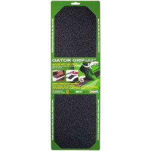 "Gator Grip Anti-Slip Safety Grit Strip 6"" x 21"" - Black"
