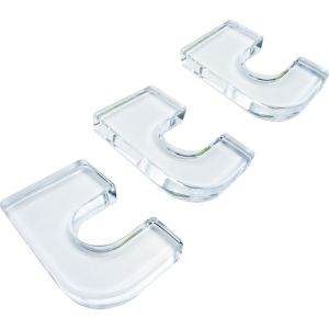 Replacement Acrylic Push Pole Holders for Maverick Boats