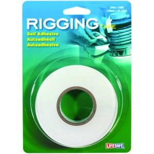 "Rigging Tape Self Adhesive 0.75"" x 108ft - White"