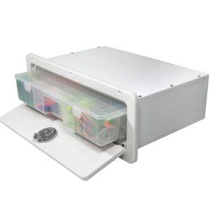 Tackle Storage Box - Single Flambaeu Tray
