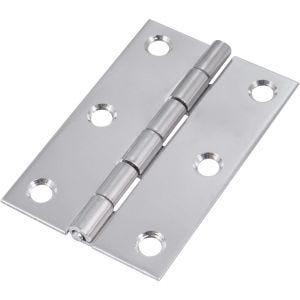 "Stainless Steel Butt Hinge 2"" x 3"""