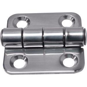 "Stainless Steel Butt Hinge 1.375"" x 1.5"""