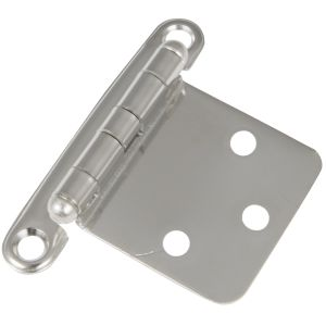 "Stainless Steel 1.5"" x 1.5"" Offset Hinge"