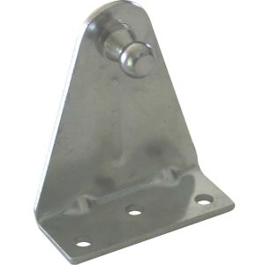 """Stainless Steel Reverse Angled Mounting Bracket 2.125"""" x 2.5"""""""