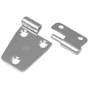"Stainless Steel Take-A-Part Hinge 2.68"" x 1.5"" (Right)"