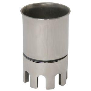 Stainless Steel Rod Holder Swivel Adapter