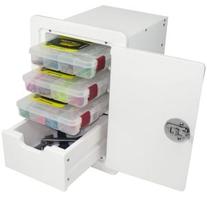Tackle Box with Drawer and 3 Trays