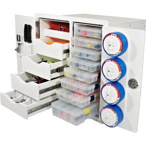 Tackle Station - 4 Drawer, 8 Tray