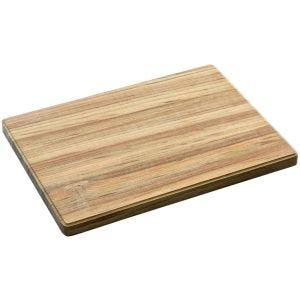 "Teak Cutting Board 11"" x 8"""