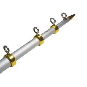 Telescoping Outriggers (Silver/Gold)