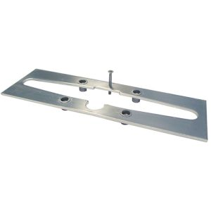 "10"" Top Mounting Plate for Pull-Up Cleat"