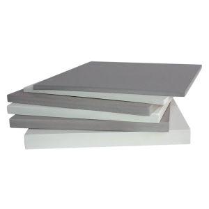 White Expanded PVC Plastic Sheet